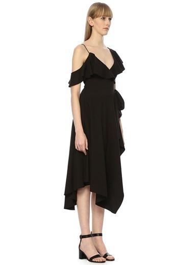 Jovonna Elbise Siyah